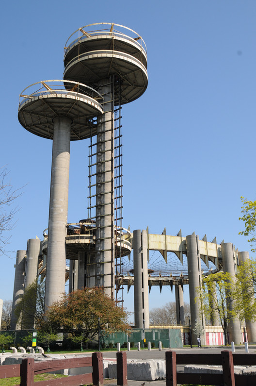 "The Trust Declares Philip Johnson's New York State Pavilion a ""National Treasure"", rSnapshotPhotos / Shutterstock.com"