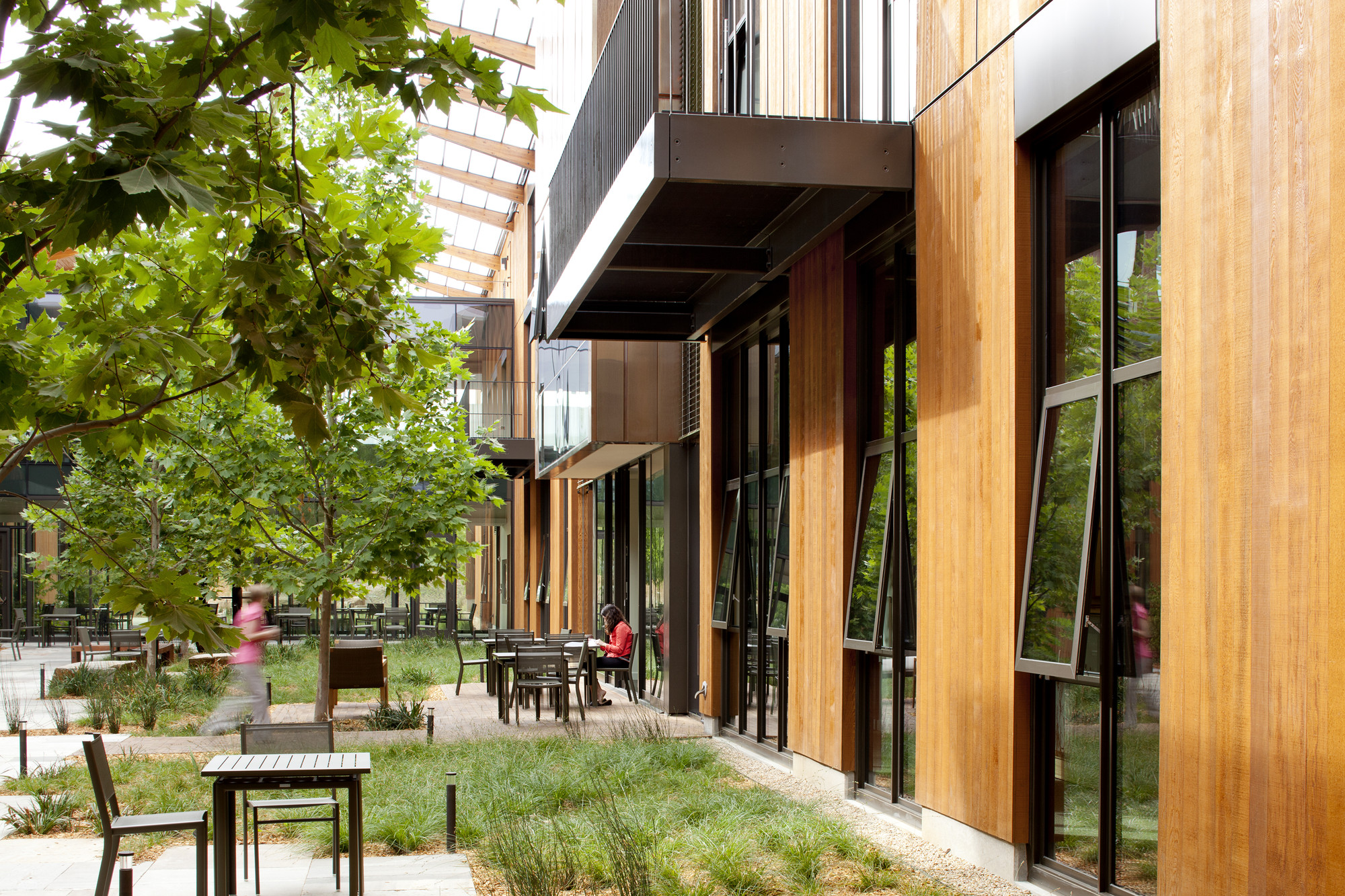 Gallery of AIA Names Top 10 Most Sustainable Projects in U S  - 12