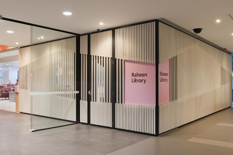 Biblioteca Raheen da Universidade Católica Australiana / Woods Bagot
