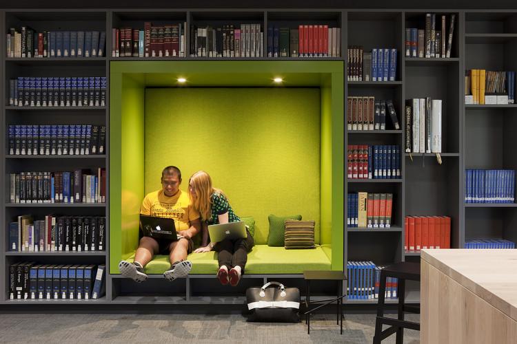 Biblioteca Raheen da Universidade Católica Australiana / Woods Bagot, © Shannon McGrath