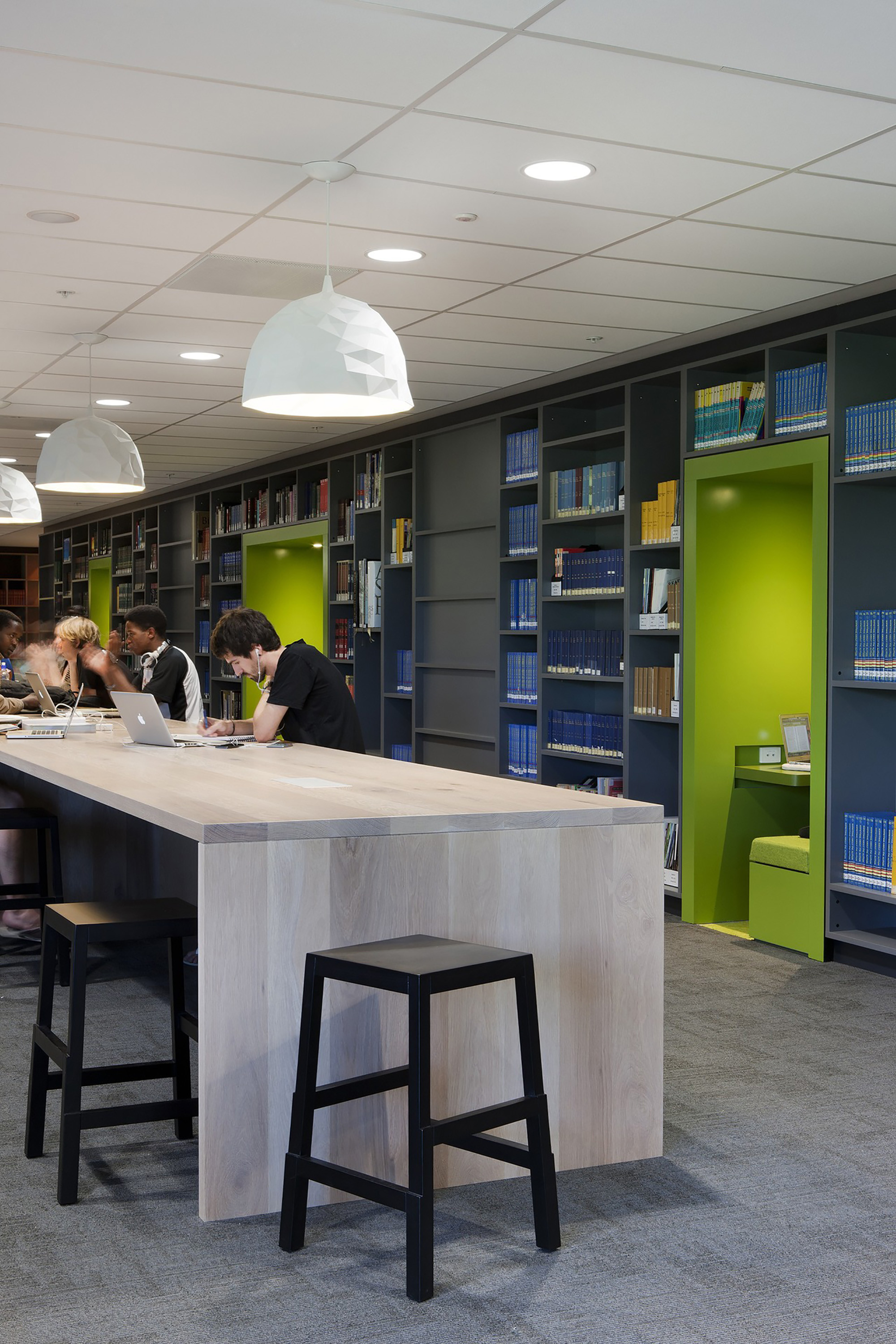Private Library Study Rooms: Gallery Of Raheen Library At Australian Catholic