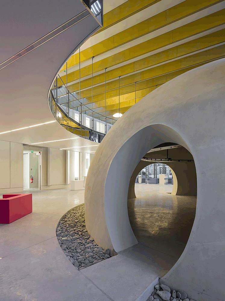 Gallery of Pontivy Media Library / Opus 5 architectes - 2