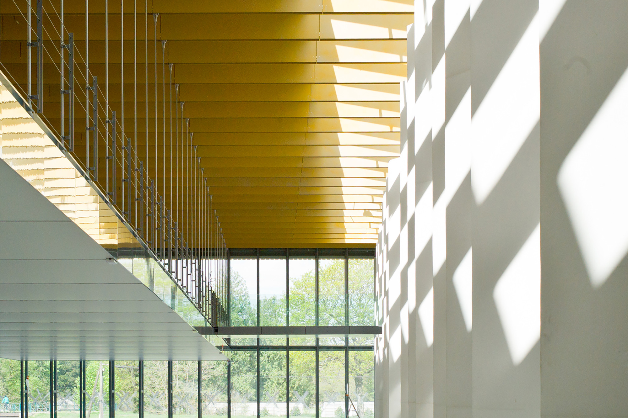 Gallery of Pontivy Media Library / Opus 5 architectes - 9
