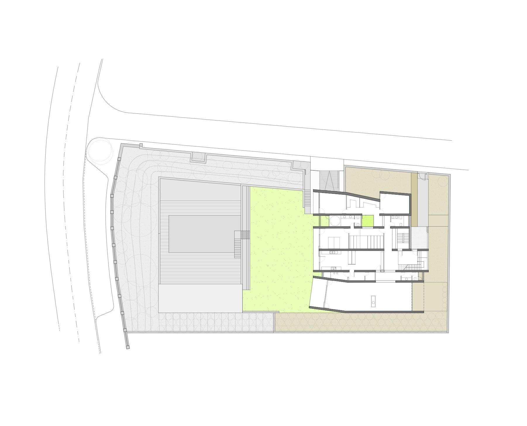 Gallery of Z House / Jose Antonio Sosa - 17 on floating dock plans, vardo camper plans, new house design plans, biltmore estate elevation plans,