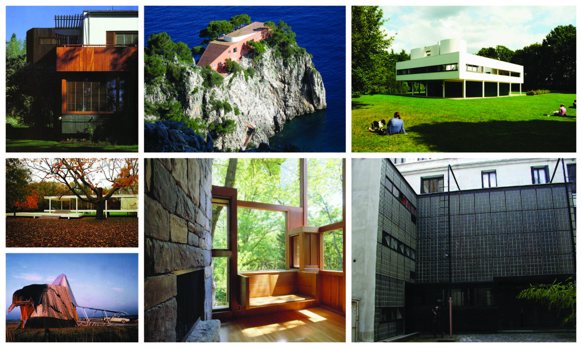 9 Architects Reflect on the Homes That Most Inspired Them, The homes that inspire architects.