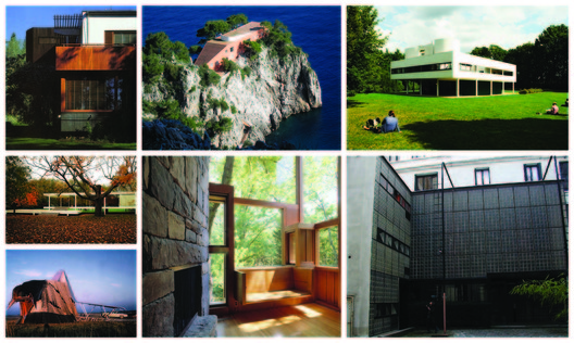 The homes that inspire architects.