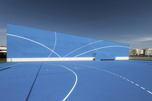 Blue Box / Hofrichter-Ritter Architekten