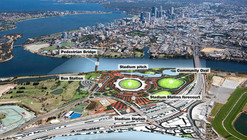 HASSELL, COX Architecture, HKS To Design Australia's Largest Sporting Precinct