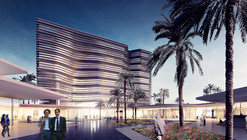 Henning Larsen Wins Competition to Design Central Bank of Libya