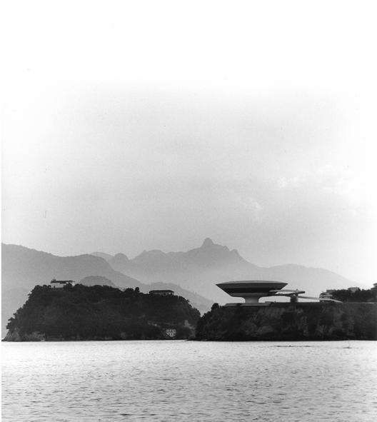 Pabellón de Brasil en la Bienal de Venecia 2014, © Cristiano Mascaro
