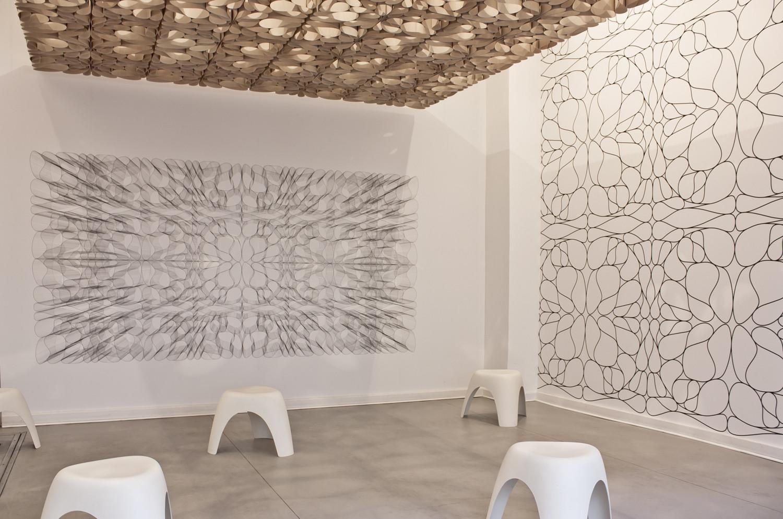 Exhibition: 2D:3D Barkow Leibinger, © Gustav Düsing / Barkow Leibinger