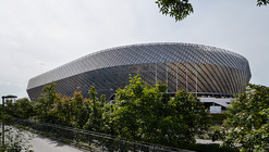 Arena Tele2 / White arkitekter