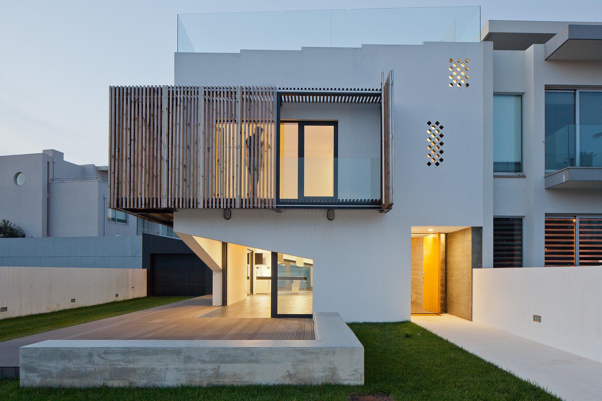 House in miramar e 348 arquitectura archdaily - Planos de casas minimalistas ...