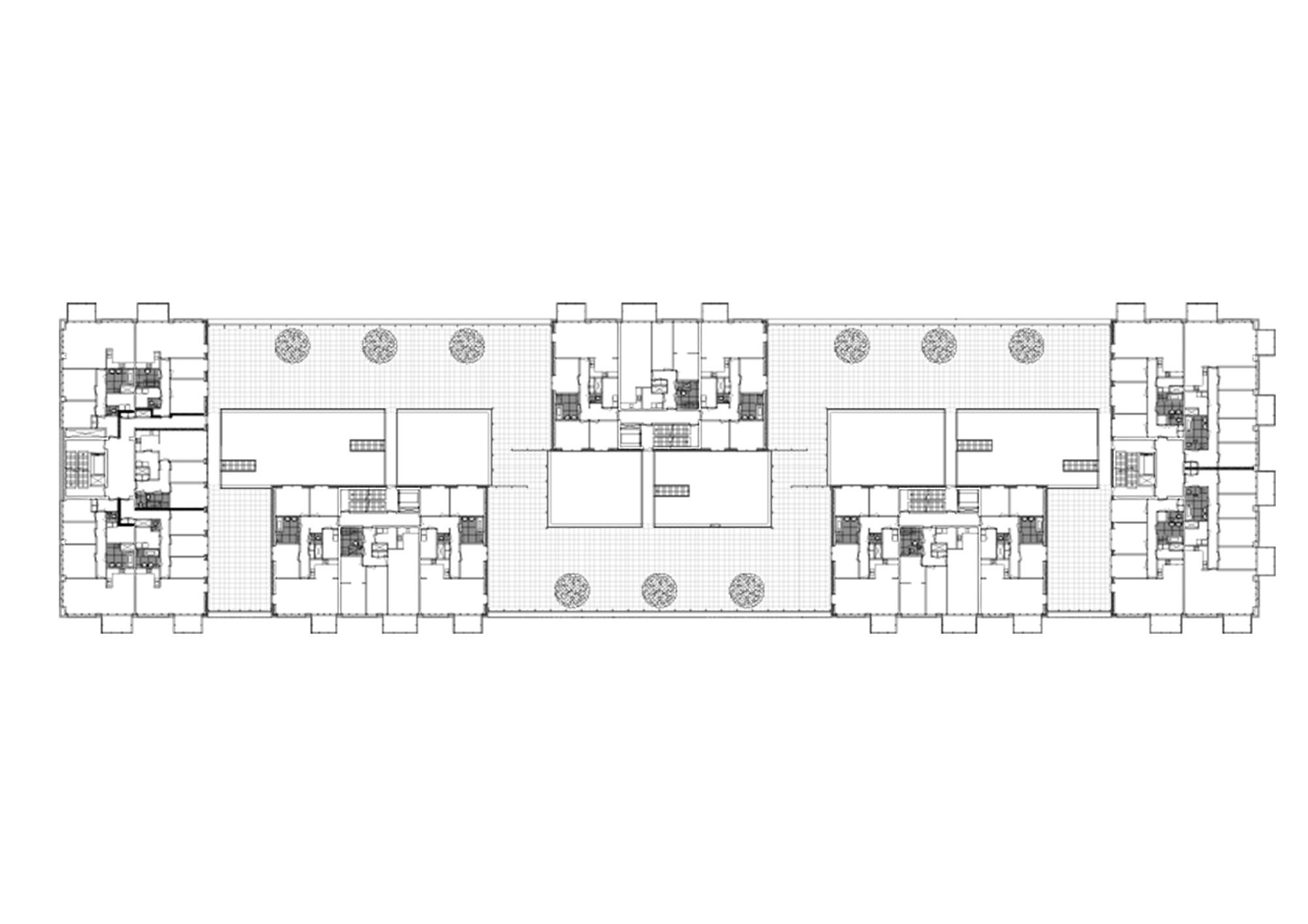 Gallery of parkrand mvrdv 23 for Free floor plan website