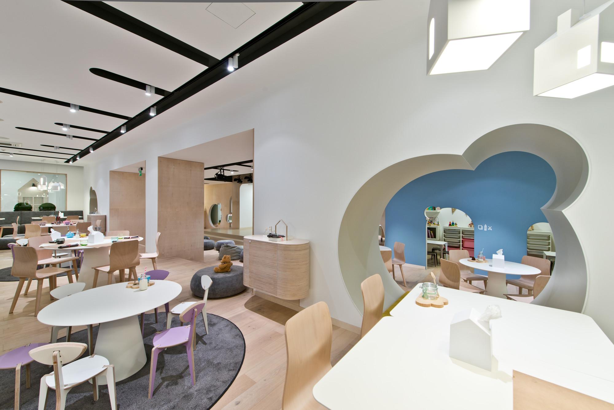 gallery of kukumuku plazma architecture studio 10. Black Bedroom Furniture Sets. Home Design Ideas