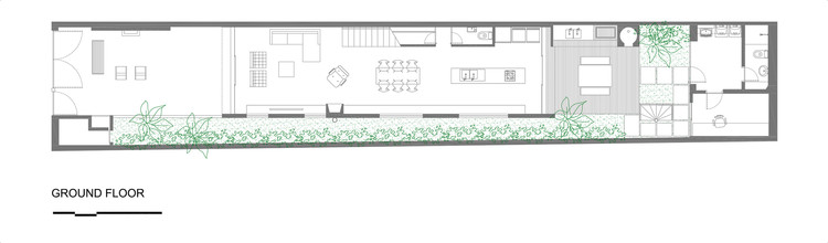 Casa brooklin galeria arquitetos archdaily brasil - Maison brooklin sao paulo galeria arquitetos ...