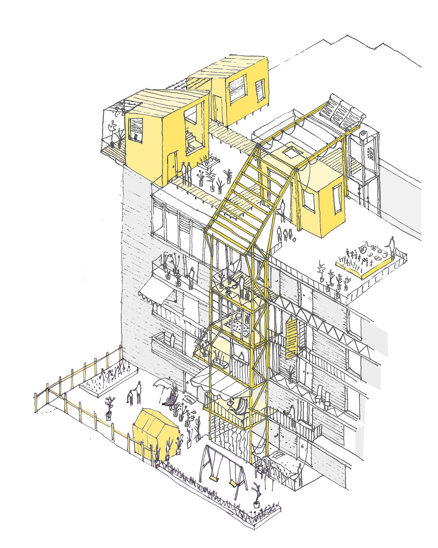 Galeria de un habitat anuncia os vencedores de sua for Shared space design