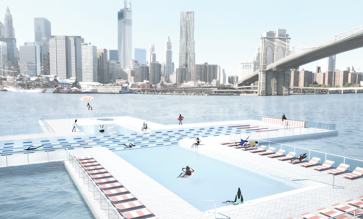 Will The +POOL Be The Largest Crowdfunded Civic Project Ever?, Courtesy of Family / PlayLab, Inc.