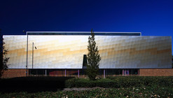 The Lightbox Gallery Woking / Marks Barfield Architects