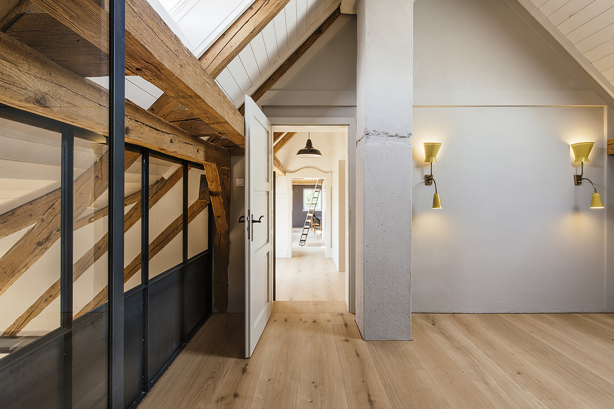 Gallery Of Farmhouse Renovation Buero Philipp Moeller 18