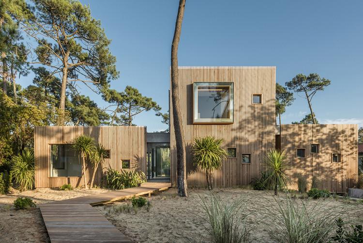 Villa Chiberta / Atelier Delphine Carrere, © Antoine Huot
