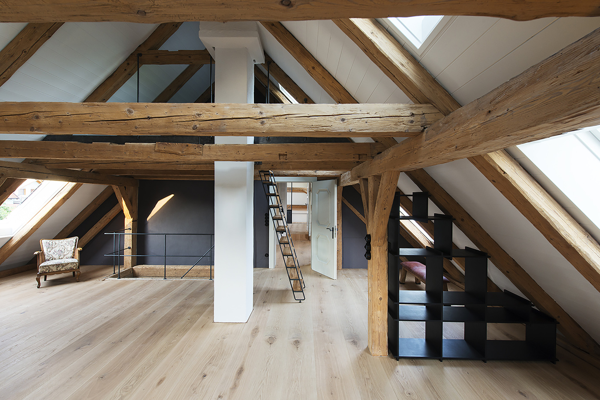 gallery of farmhouse renovation buero philipp moeller 5