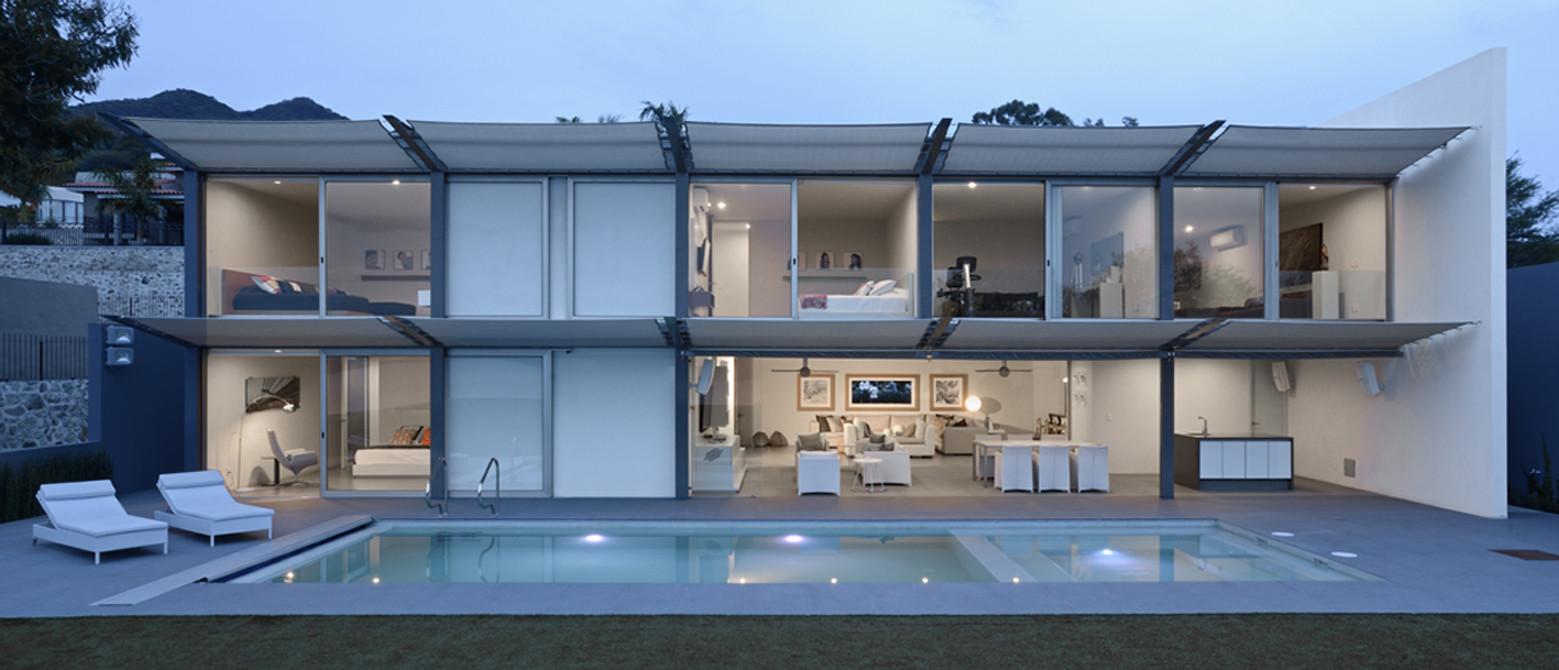 MR House / JCNAME Arquitectos, © Jorge Silva
