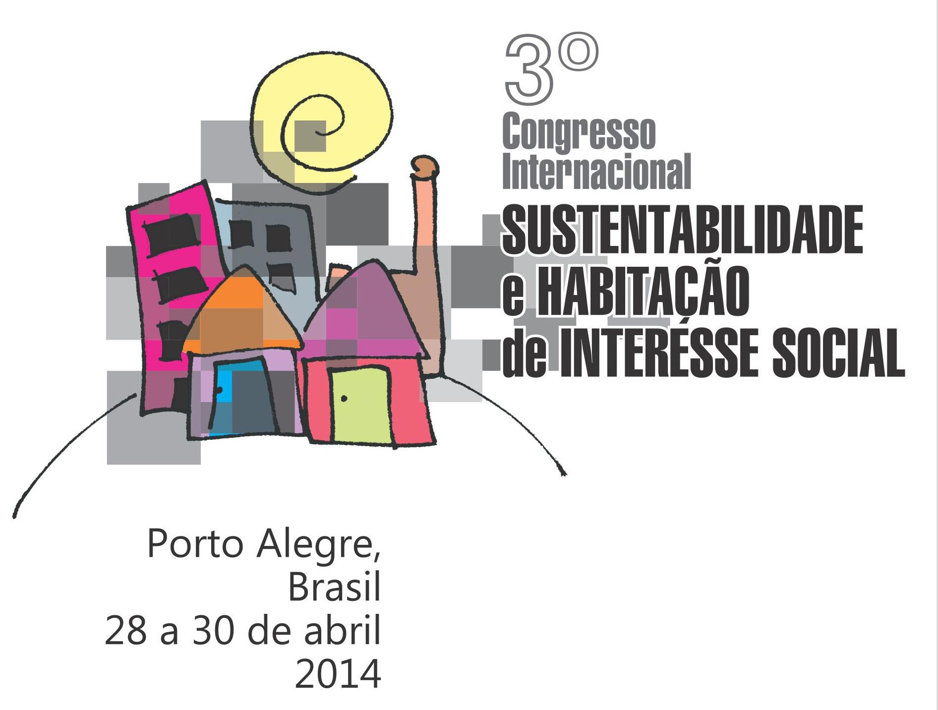 Palestra de Héctor Vigliecca sobre habitação de interesse social no 3° CHIS 2014