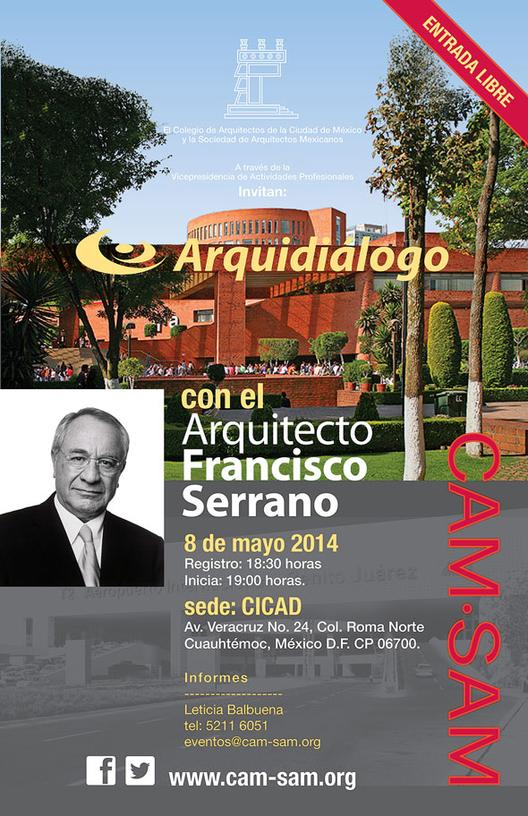 Arquidiálogo con Francisco Serrano