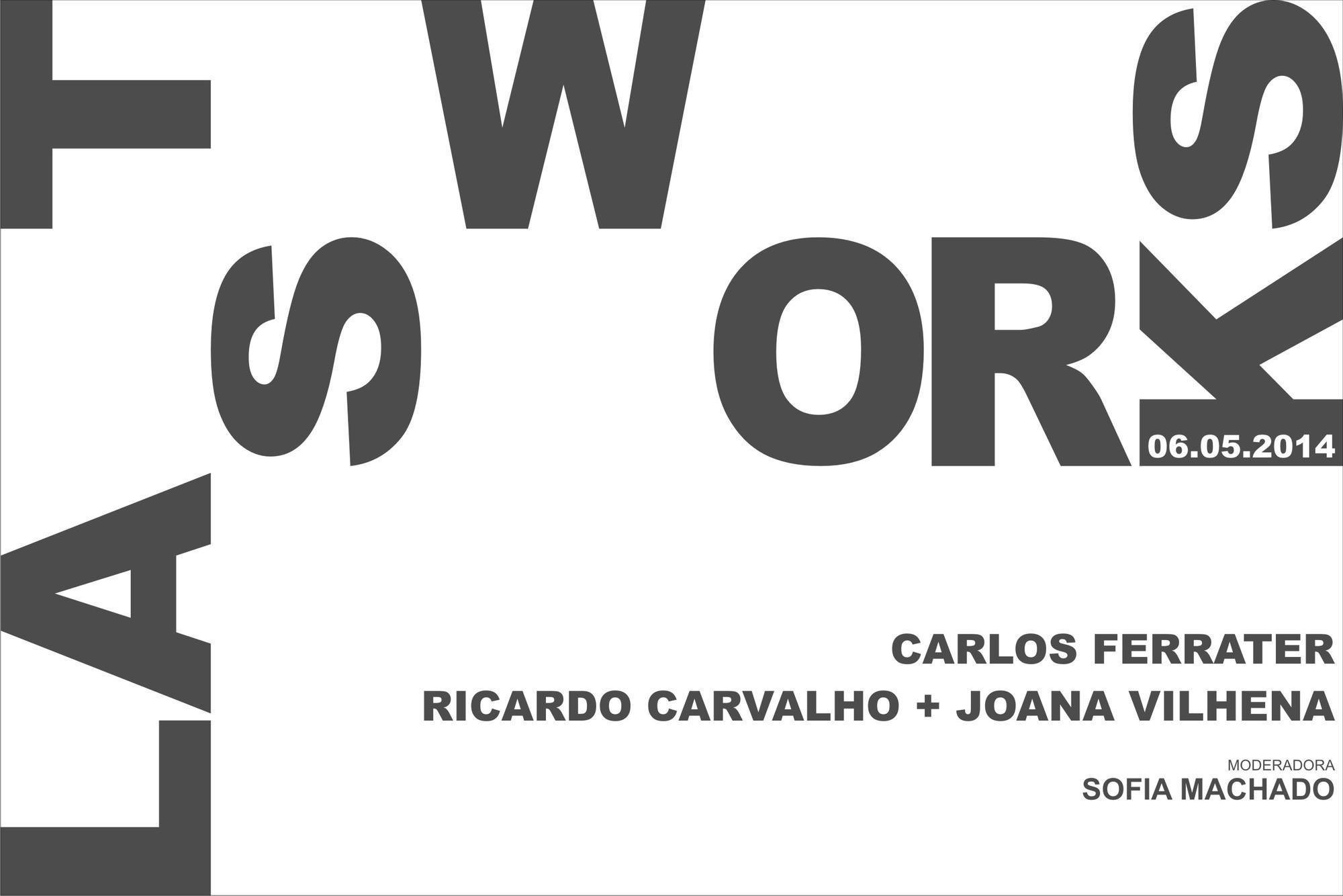 Inscrições para o Encontro e Conferência LAST WORKS, em Lisboa
