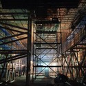 Renovation of the Chilean Museum of Pre-Columbian Art, in progress. Image Courtesy of Museo Chileno de Arte Precolombino's Facebook Page
