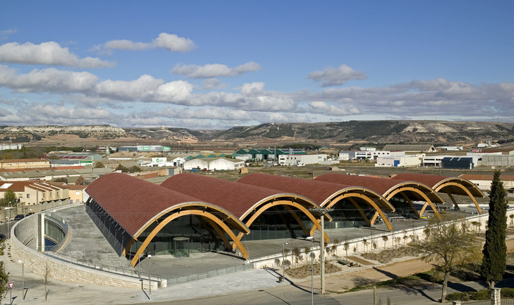 Bodegas Protos / Richard Rogers + Alonso y Balaguer, Courtesy of Richard Rogers + Alonso y Balaguer