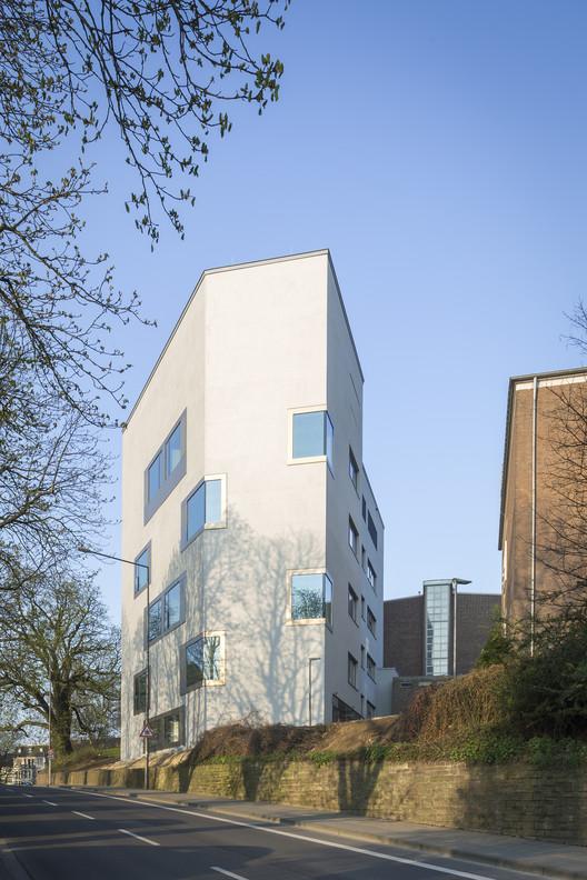 Chemiepraktikum Aachen / Ksg Architekten, © Yohan Zerdoun