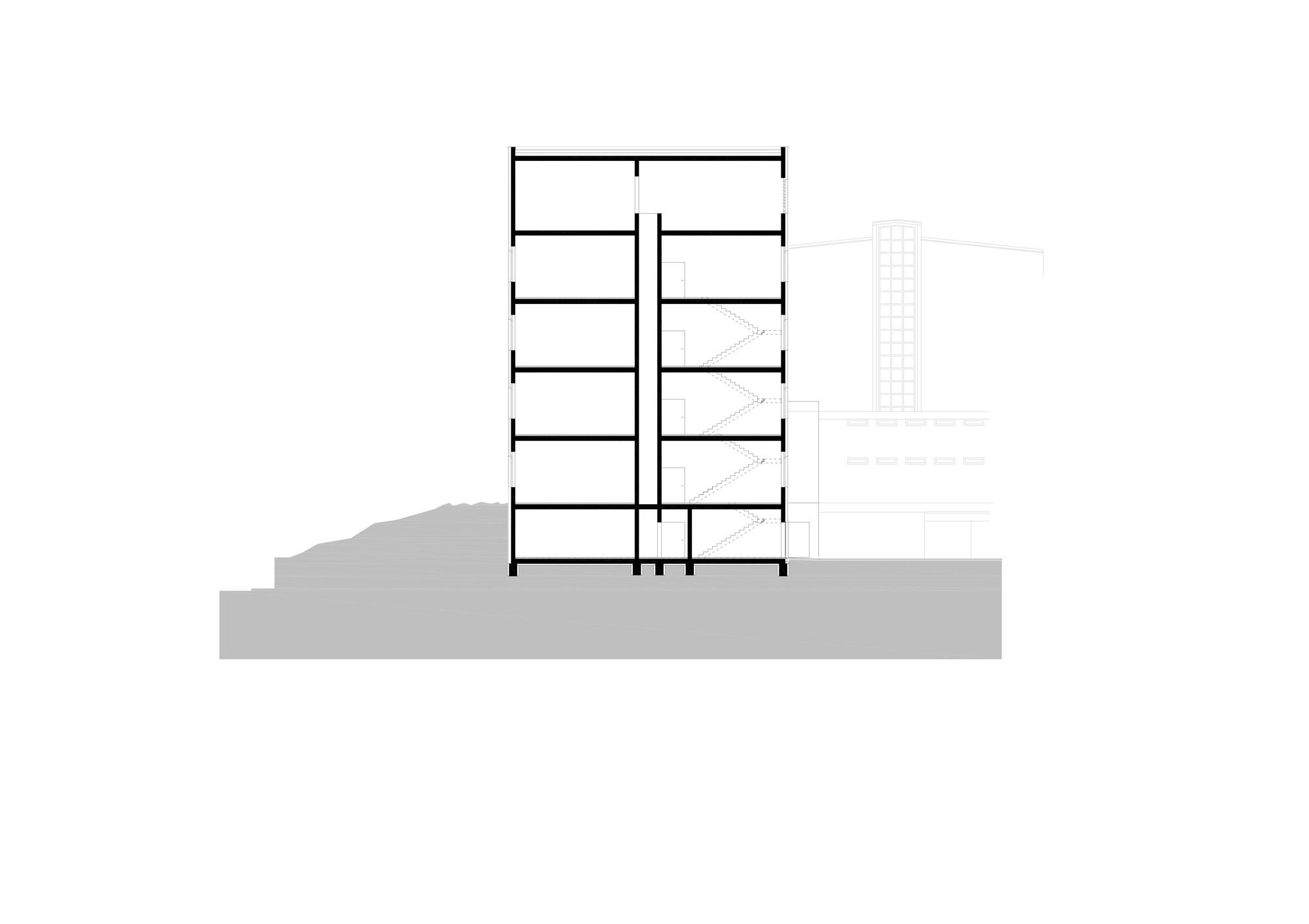 gallery of chemiepraktikum aachen ksg architekten 19. Black Bedroom Furniture Sets. Home Design Ideas
