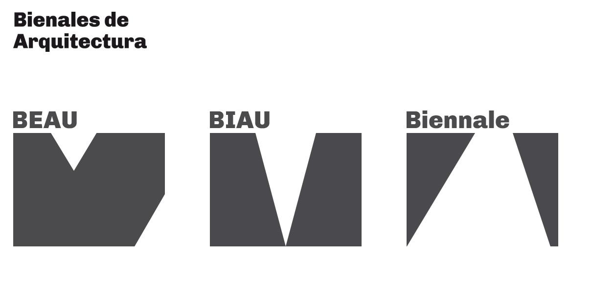 Convocatoria para la presentación de candidaturas para la elección de la sede de la X Bienal Iberoamericana de Arquitectura y Urbanismo 2016