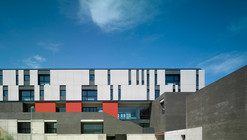 Secondary and Cooking School, Plasencia / LANDÍNEZ+REY | equipo L2G arquitectos