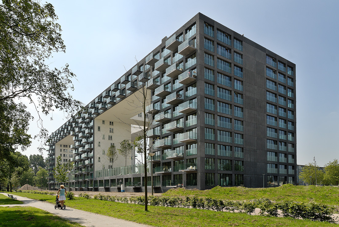 Parkrand mvrdv archdaily House build