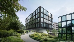 Helvetia Commissions Herzog & de Meuron to Extend Headquarters