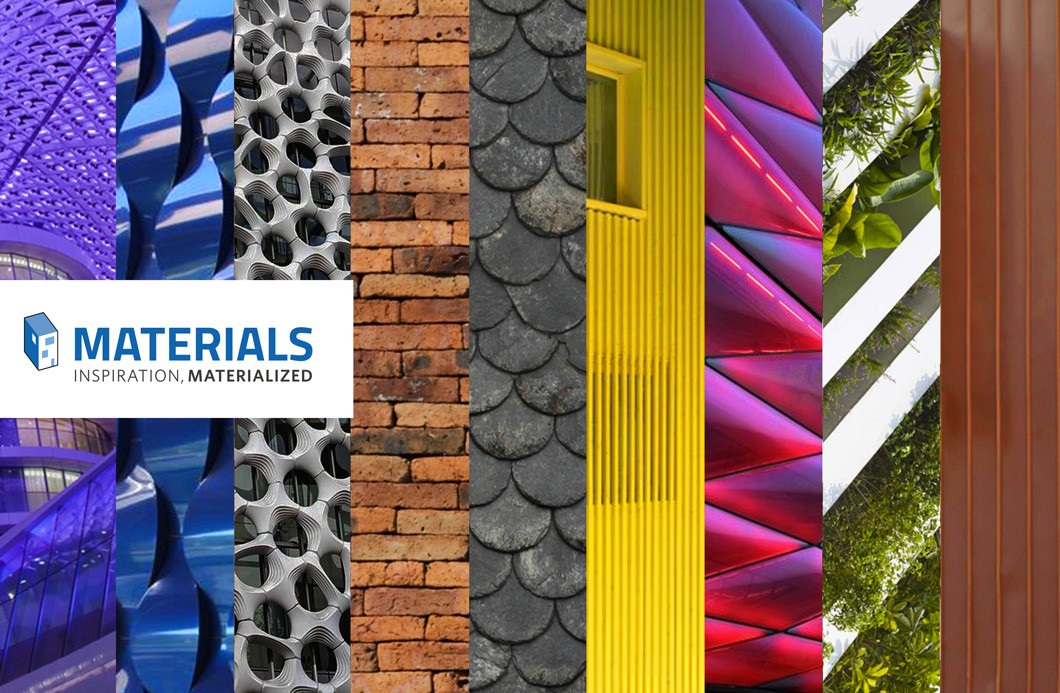 Dive Into ArchDaily Materials, Our Latest Tool