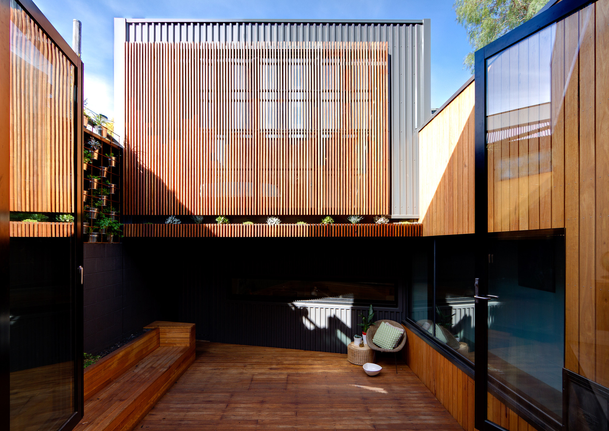 Parure House Architects Eat Archdaily