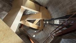 Torre de Vigilância e de Água Sint Jansklooster / Zecc Architecten