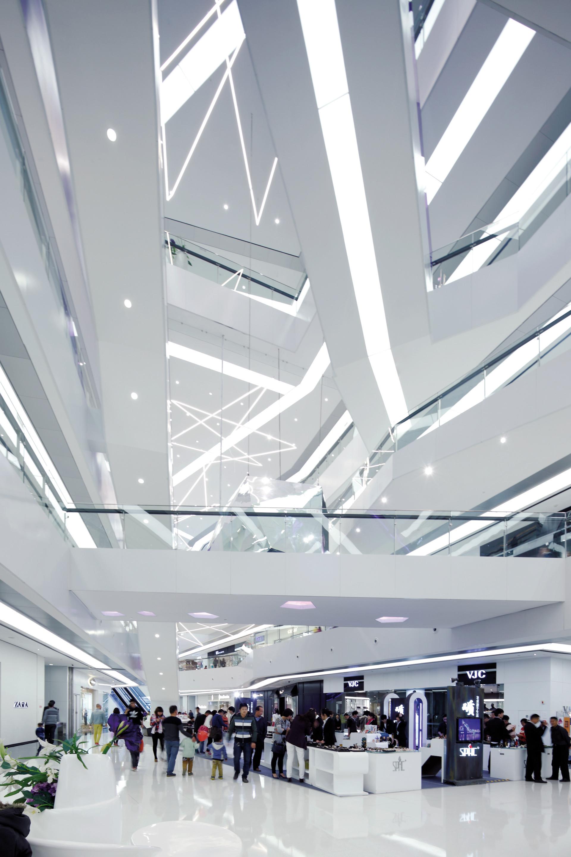 Gallery Of Fuzhou Wusibei Thaihot Plaza Spark Architects