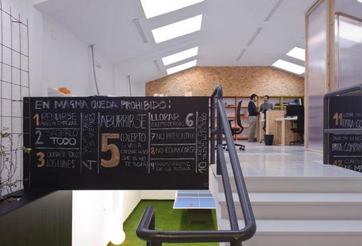 #AquíTrabajoYo: Las Oficinas de Nuestros Lectores, Courtesy of equipoeme estudio