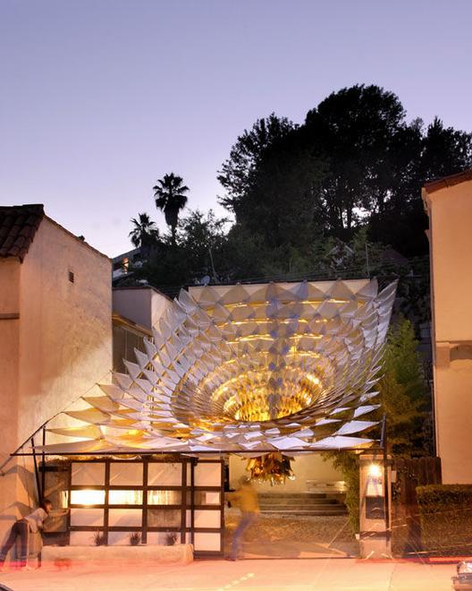 Divulgados os quatro finalistas do Prêmio das Américas Mies Crown Hall , Maximilian's Schell; Los Angeles, Califórnia, EUA / Benjamin Ball and Gaston Nogues