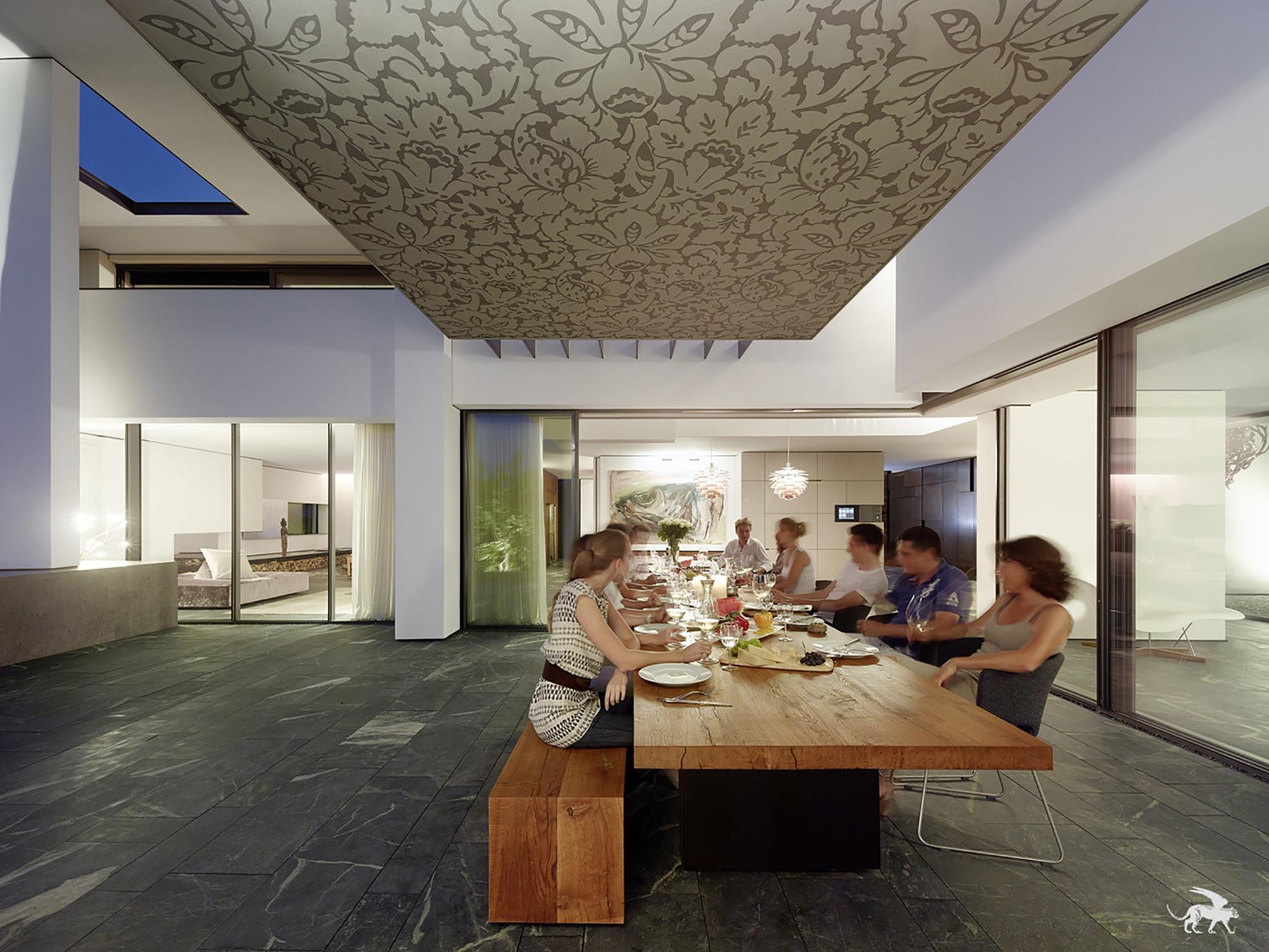 galeria de casa su alexander brenner architects 7. Black Bedroom Furniture Sets. Home Design Ideas