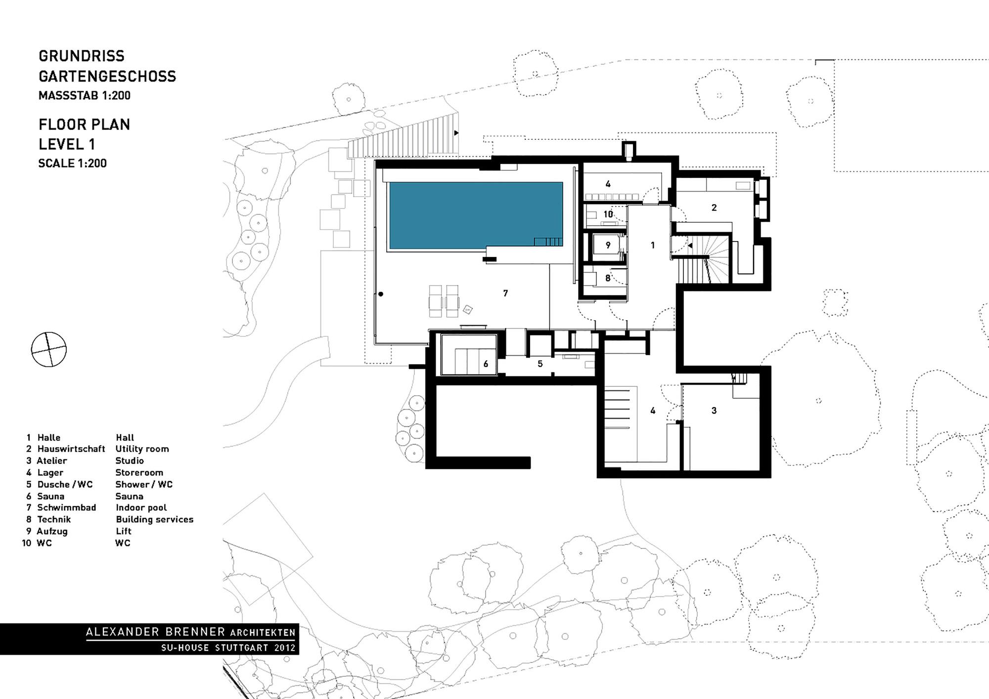 Superb First Floor Plan