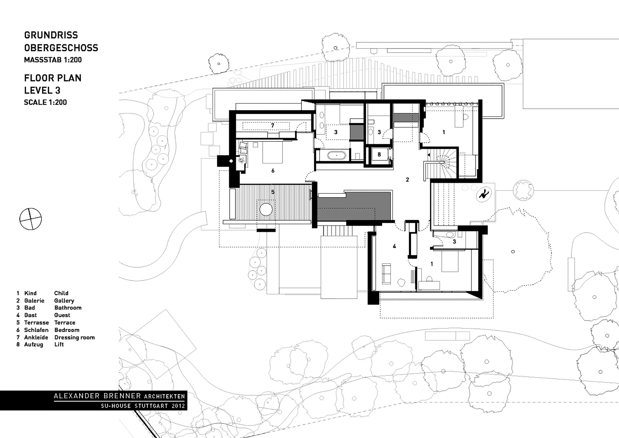 Gallery Of Su House Alexander Brenner Architects 20