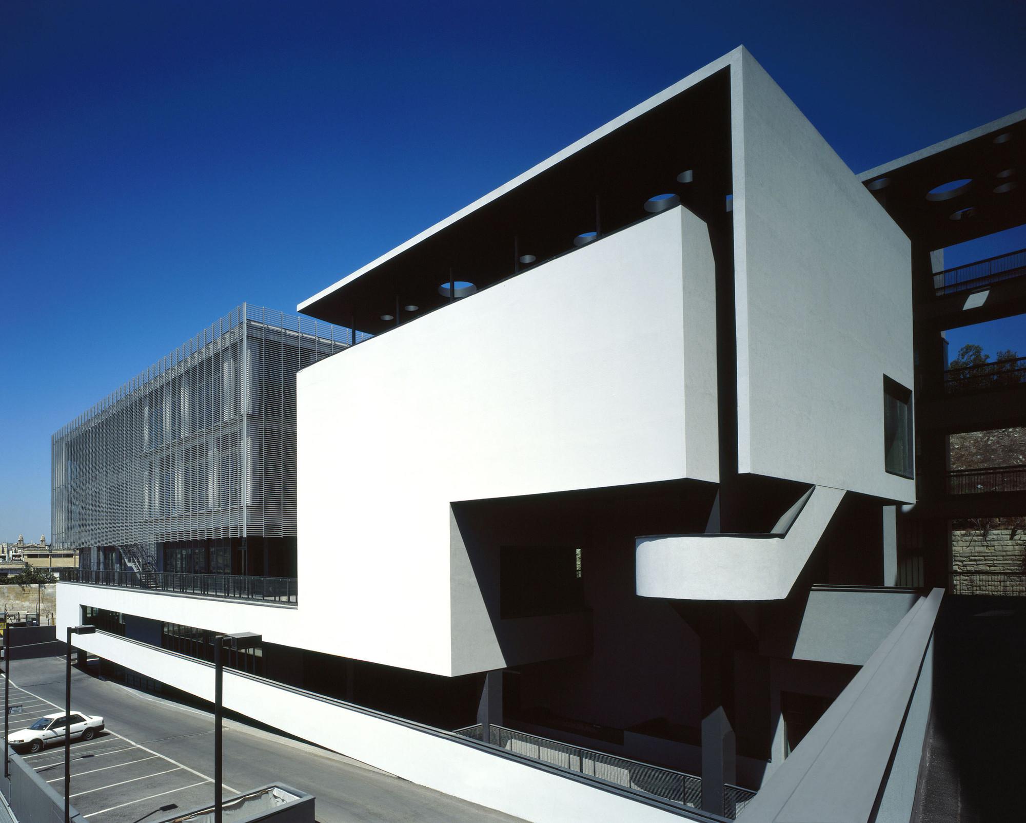 Centro de Comércio Malta Maritime / Architecture Project, © David Pisani