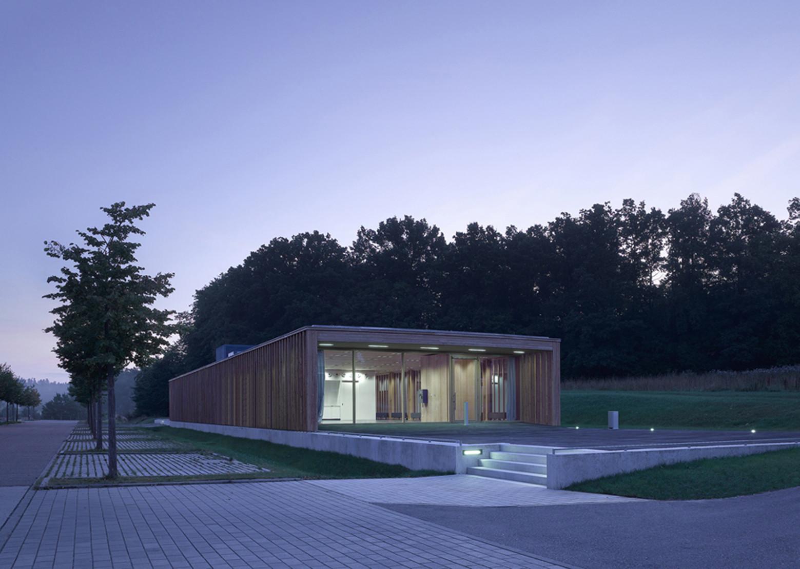 Gallery of cafeteria at the university aalen mgf architekten 6 - Mgf architekten ...