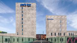 Kop van Kessel-Lo Leuven / SeARCH + AR-TE